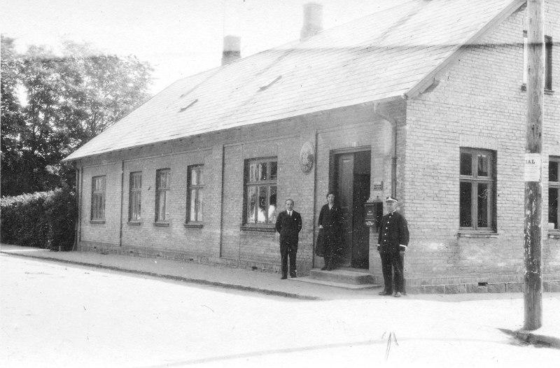 Rudsgade 8 – Posthuset